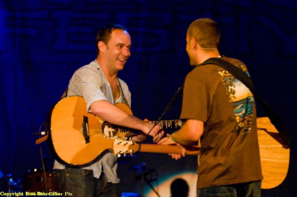 Jack Johnson & Dave Matthews